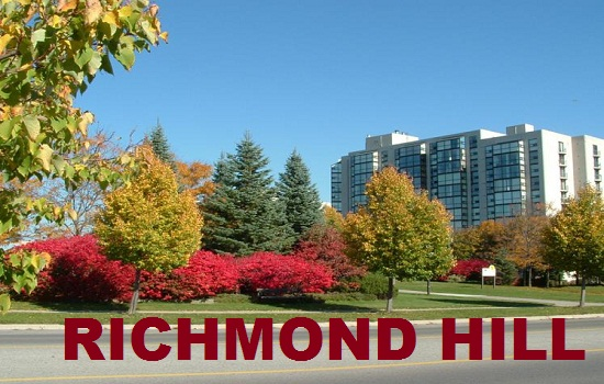 Richmond hill loans