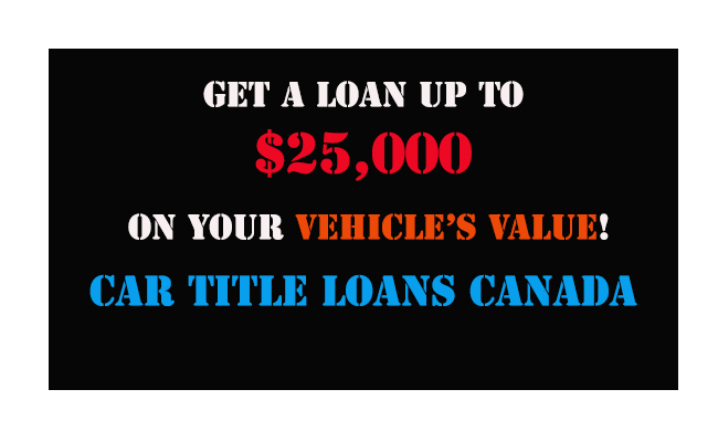 Get A Car Title Loan With No Job